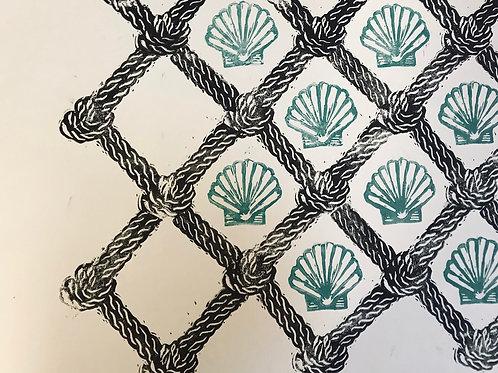 20 screen printed tote bags