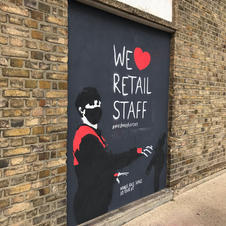 No.6 'We ❤️ Retail Staff'