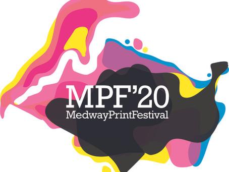 Medway Print Festival 2020 LOCKDOWN