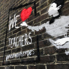 No.10 'We ❤️ Teachers'