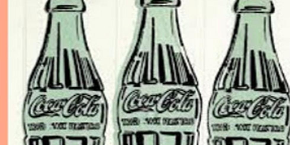 Screen printing, pop art and Andy Warhol