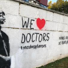 No.11 'We ❤️ Doctors'