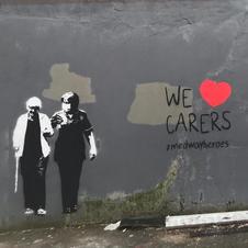 No.12 'We ❤️ Carers'