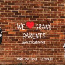 No.14 'We ❤️ Grand Parents'
