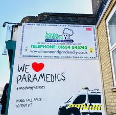 No.8 'We ❤️ Paramedics'