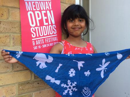 Medway Open Studios & Arts Festival (MOSAF)