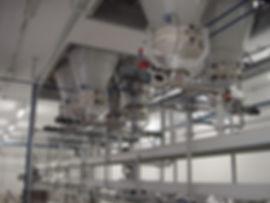 Balança Móvel para Dosagem Automática de Micro Ingredientes