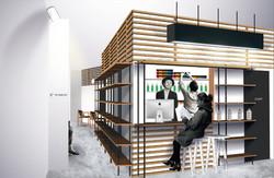 Silo -Triangle Store- IDEA