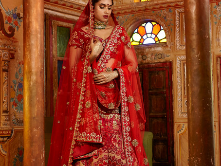 7 BEST BRIDAL REDS, FOR EVERY BRIDE!