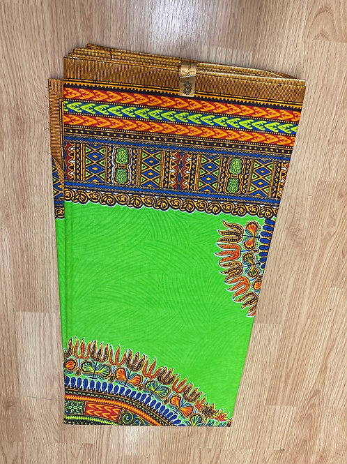 Angelina Dashiki African Print Ankara Fabric Sold per 6 yards
