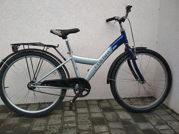 "24""CORDOVA Bikes/одна передача-фото 1"