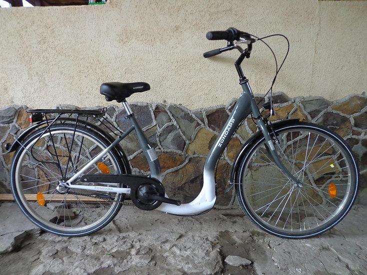 """26""""ZUNDAPP City Bike/планетарка 3-фото 1"""