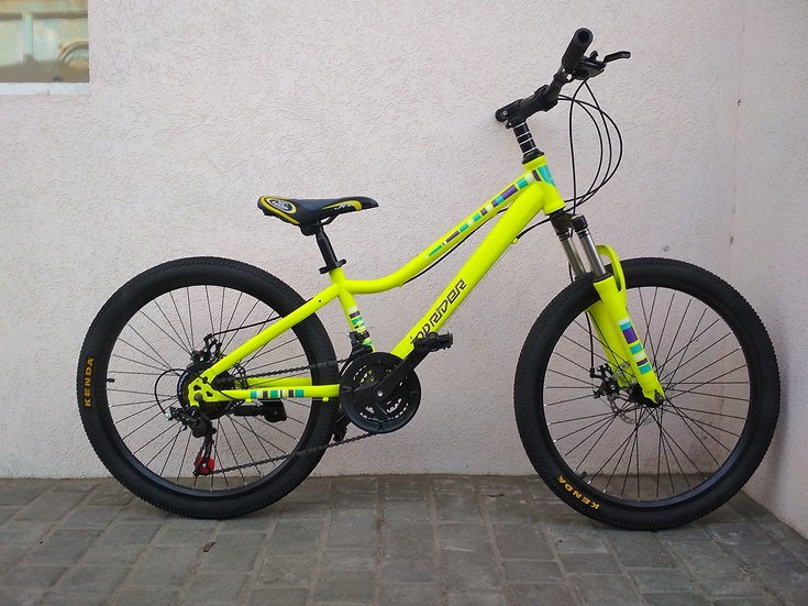 "24""TOP RIDER 900 lime фото 1"