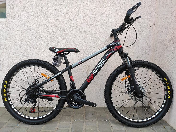 """24""""TOP RIDER 611 Red - фото 1"""