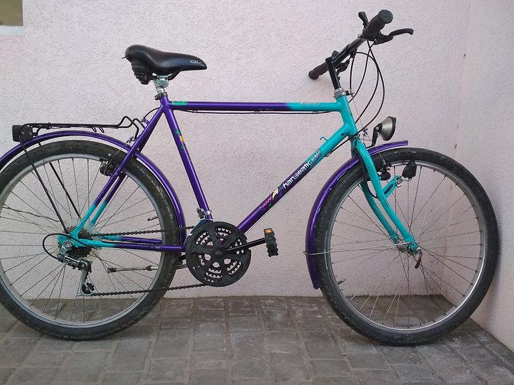 """26""""HANSEATIC bikes фото 1"""
