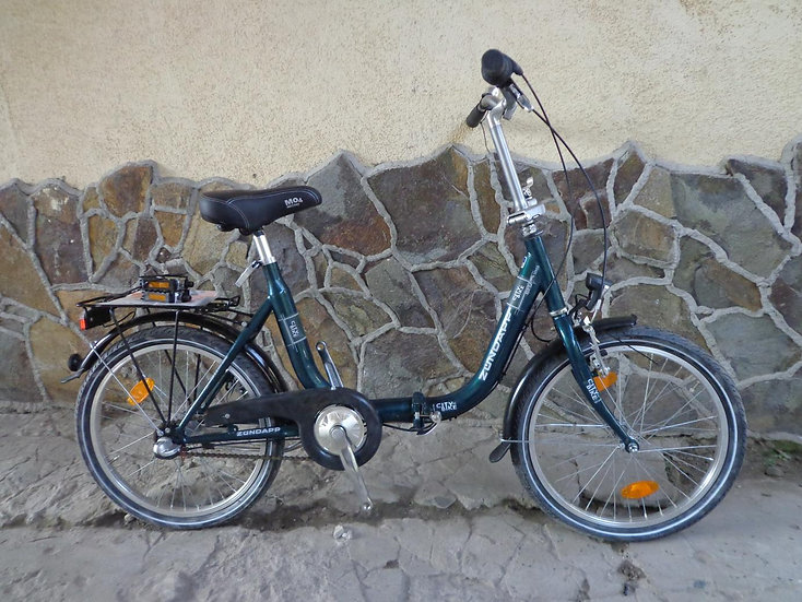 "20""ZUNDAPP City Bike М2/планетарка 3-фото 1"