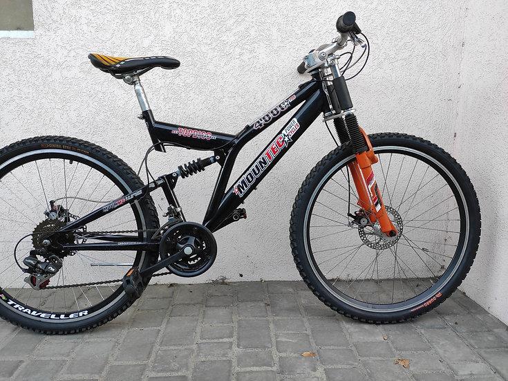 """26""""MOUNTEC 4000 Pro фото 1"""