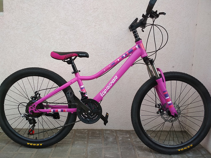 "24""TOP RIDER 900 Crime Pink фото 1"