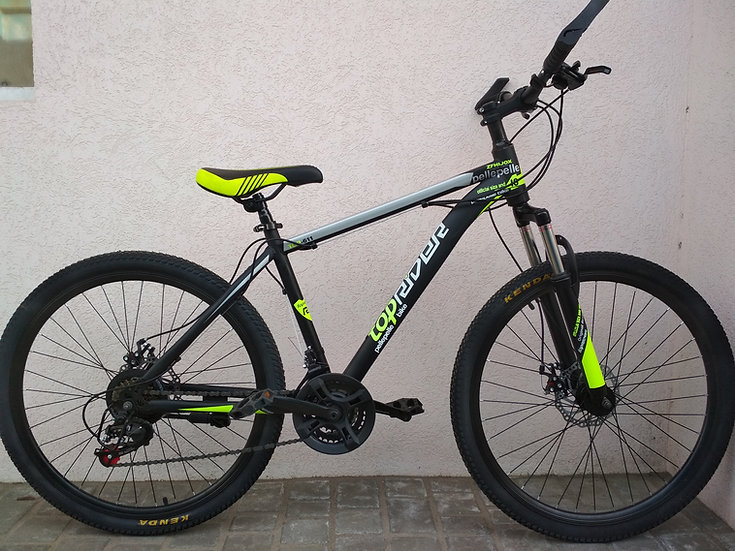 """26""""TOP RIDER 611 Lime фото 1"""