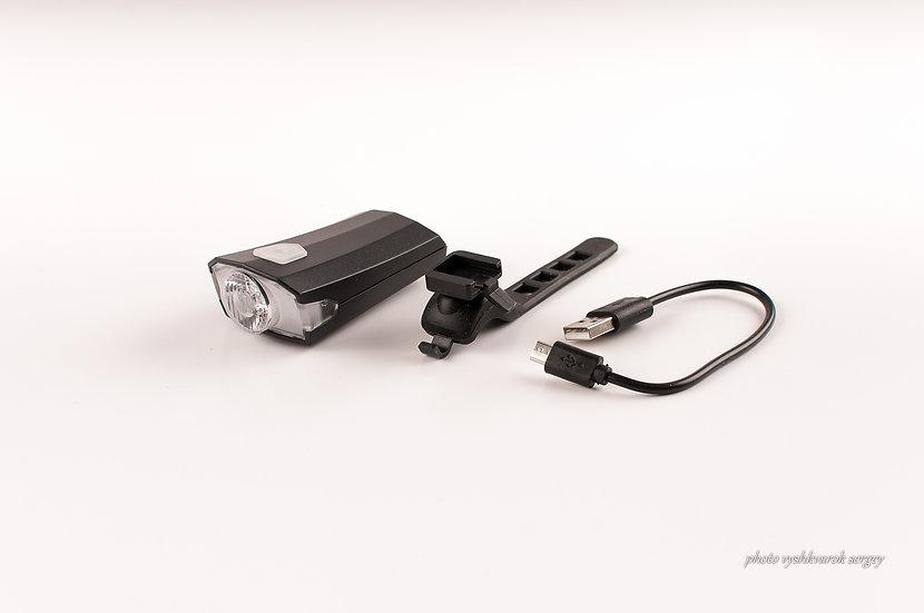 Фара велосипедная USB LiON-фото 1