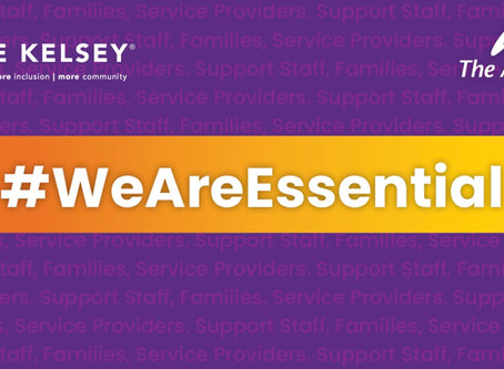 #WeAreEssential - HCBS Advocacy in Times of COVID19