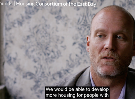 In Conversation with Darin Lounds, Executive Director of the Housing Consortium of the East Bay