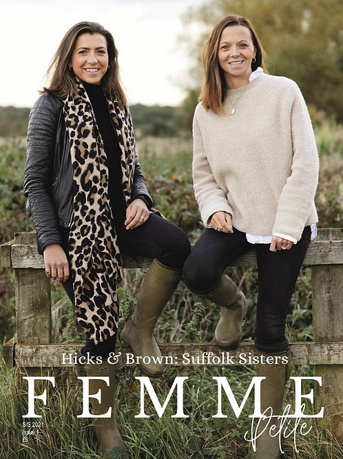 Femme Petite S/S 21: Hicks & Brown Cover