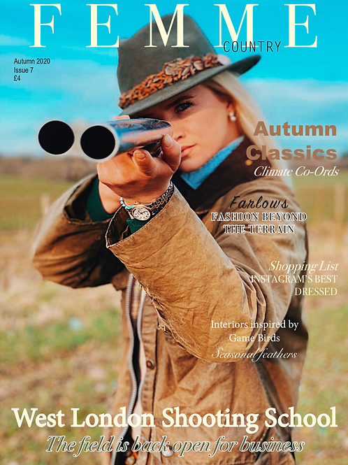 Issue 7: Autumn 2020
