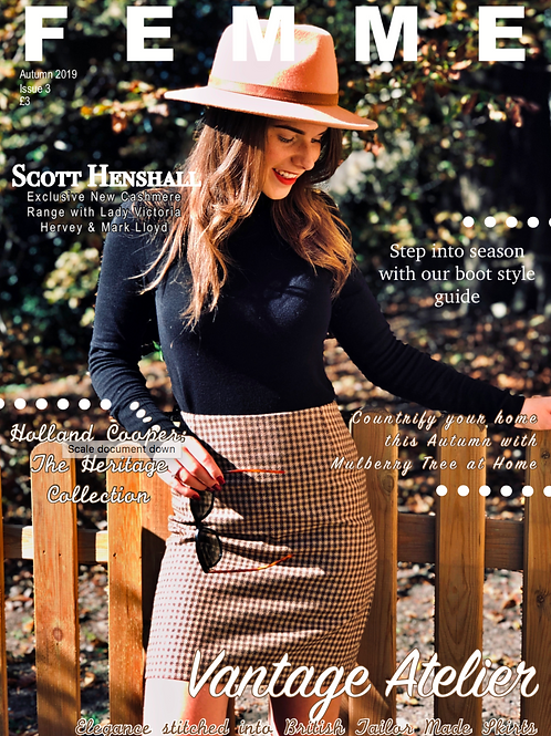 Issue 3: Autumn 2019