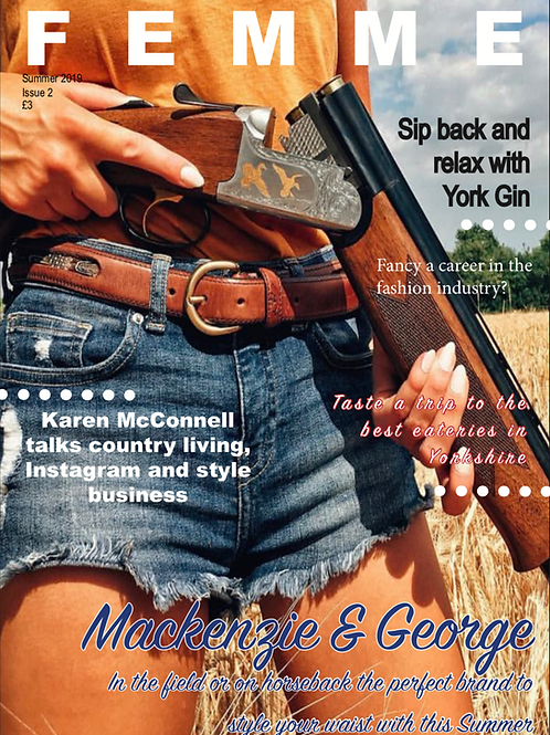 Issue 2: Summer 2019