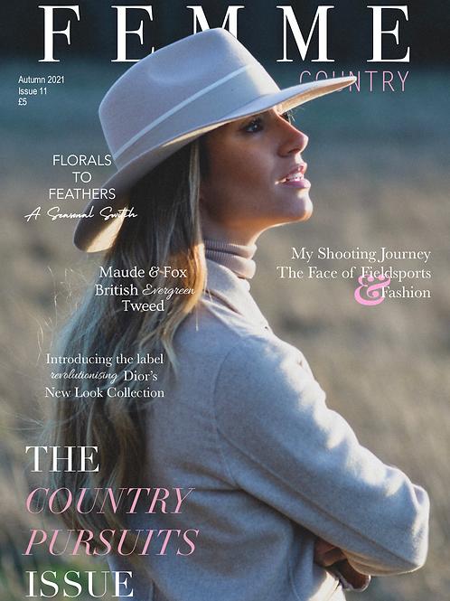 Issue 11: Autumn 2021