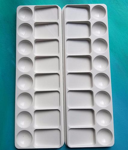 Double Palette Custom Designed (Empty)