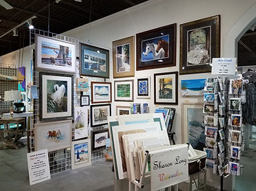 Retail Therapy Gallery Booth