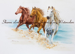 Welcome Back Winter Snowbirds! Watercolor painting classes in Miramar Beach FL, Destin