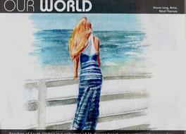 Painting Chosen for Area Magazine!