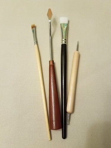 My Specialty Tool Kit for Watercolor Painting