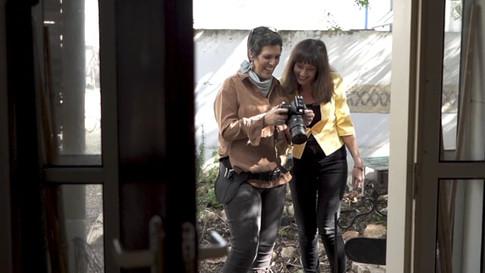 יום בסטודיו עם צלמת הסטילס רונית ולפר