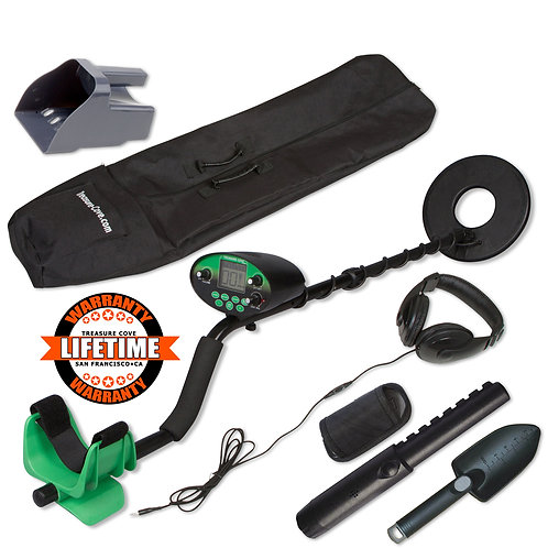 Fast Action Digital Pro TC-9800 Metal Detector
