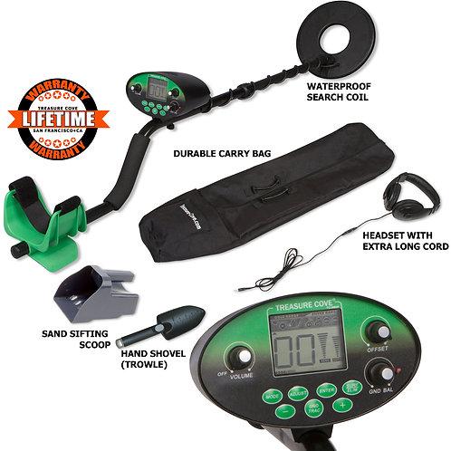 Fast Action Digital Pro TC-9800 Metal Detector