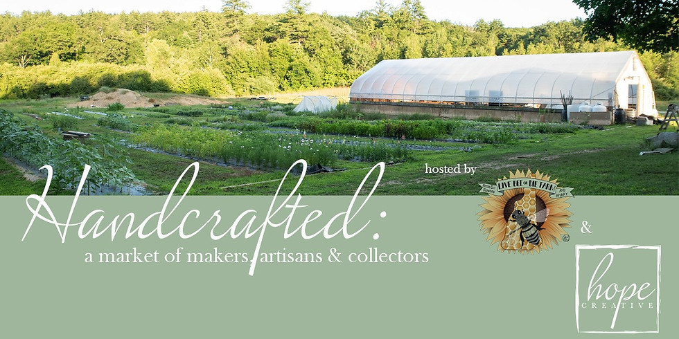 HandCrafted: a market of makers, artisans & collectors