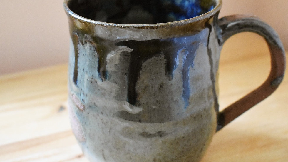 Mint Irish Cream Rolling Glaze Mug