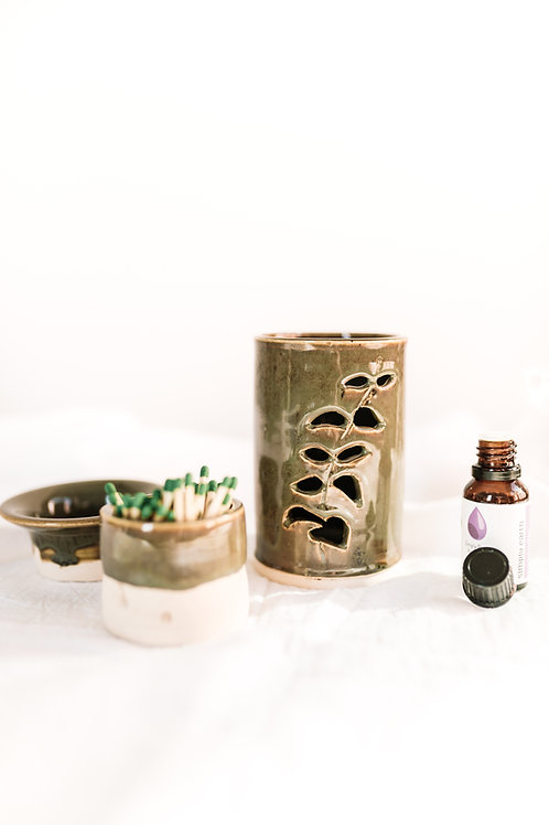Reflect Mindfulness Luminary with Ceramic Diffuser