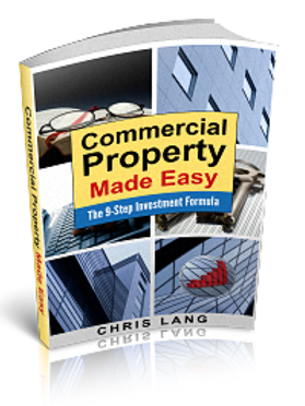eBook Commercial Property Made Easy: The 9-Step Investment Formula