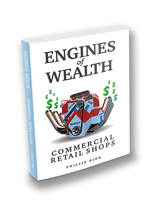 Engines of Wealth: Commercial Retail Shops