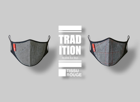TRADITION MASK now launched!!!