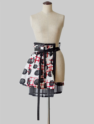 Inexact Apron Skirt