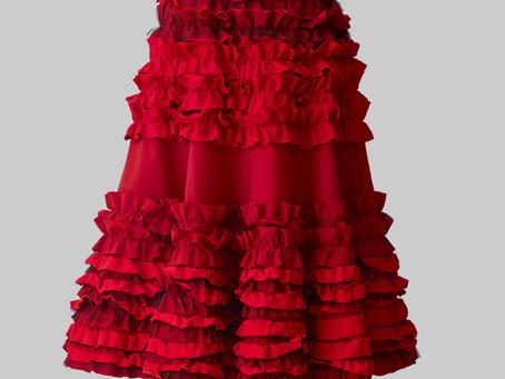Frilled Skirt 2