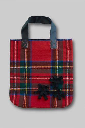 Tartan Check Bag