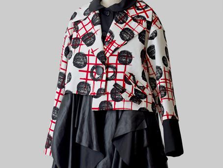 Inexact Raffle Coat
