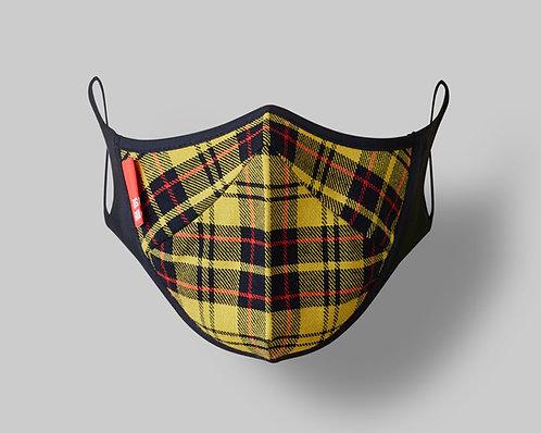 Masque Chèque Tartan MacLeod